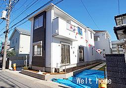 「JR常磐緩行線北松戸駅 徒歩7分」松戸市北松戸3丁目 全2棟
