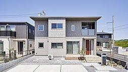 【セキスイハイム】藤田SPSU7号地分譲住宅の外観
