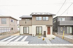【セキスイハイム】津山市大田B号地分譲住宅の外観