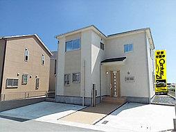 【奈良市南紀寺2丁目 新築一戸建て】LDKは明るく、カースペー...