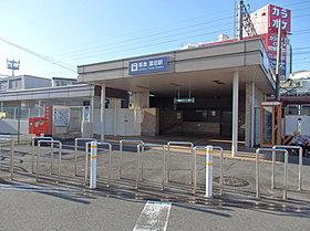 POINT(1)徒歩約10分で、阪急・JRのWアクセス