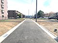 駅から平坦♪栄町に8棟の新築住宅が誕生します♪厚木小学校です。