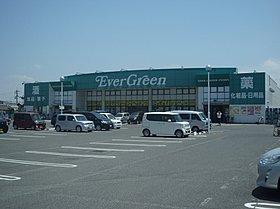 エバグリーン岸和田久米田店まで約884m(徒歩12分)