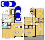 平成30年4月完成済ですので、即入居可能ですよ♪駐車2台可能です!