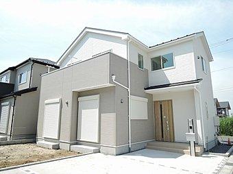 施工例 耐震等級3取得 地震に強い新築住宅です