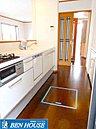 食洗機付きのシステムキッチン(施工例)