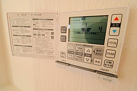 床暖房も標準装備