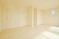 ※住宅性能評価制度4項目において最大等級取得 リビング床暖房も標準装備の2階建て
