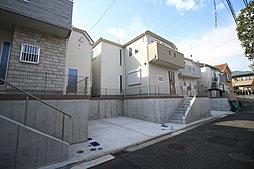 ブルーライン踊場駅徒歩7分・2階建全3棟の新築分譲住宅