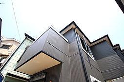 黒を基調にしたシンプルモダン住宅
