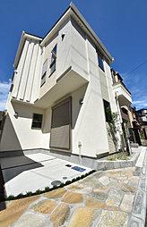 JR東戸塚駅利用 陽当たり良好な2階建て4LDK