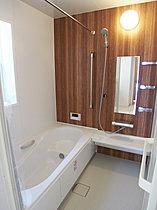 洗濯干し場としても活躍!!浴室乾燥付きバスルーム