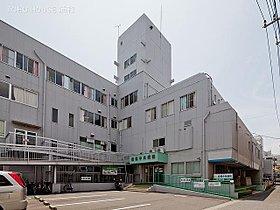 岩槻中央病院まで2140m