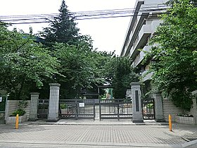 田島中学校まで1500m さいたま市立田島中学校は1976年