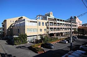 大谷場中学校まで1200m 昭和36年創立の歴史が輝いていま