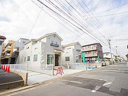人気エリア/川口戸塚東/駐車スペース並列2台可/新築分譲全4棟...