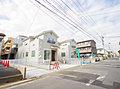 人気エリア/川口戸塚東/駐車スペース並列2台可/新築分譲全4棟。残り3棟