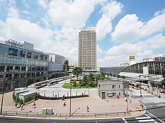 とても便利になった武蔵小金井駅を生活拠点に。商業施設も充実しているので、毎日の生活が楽しくなると思います。