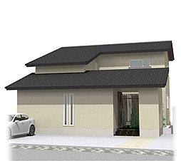 【提案住宅】中庭のある新しい生活様式。土屋ホーム富山支店がご提案する「北海道の家」(富山市山室)の外観