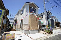 川口市道合 新築一戸建て 第2期全3棟