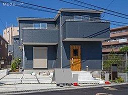 所沢市宮本町3期 新築一戸建て 全4棟