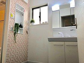 洗面脱衣室(5号棟)