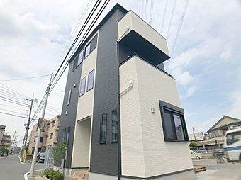 ◆外観・建築中◆