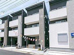 川口市新井町第1期(全4棟)