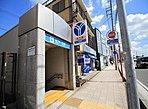 駅 1360m 中田駅