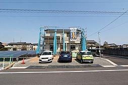 【岡本住建】solar eco town第14本田(地震に強い家)の外観