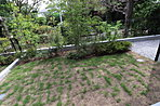 これだけ広いとお庭でガーデニングや家庭菜園も楽しめますね。