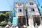 【現地写真】白幡台の閑静な住宅地に立地しています。
