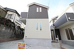 【小田急線「生田」駅 徒歩9分】栗谷3丁目 新築戸建 車2台駐...