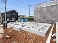 船橋市上山町2丁目 新築一戸建て 3期・4期 全6棟