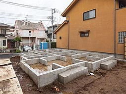松戸市牧の原2期 新築一戸建て 全2棟