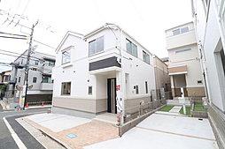 板橋区東新町2丁目 全4棟 ~駅まで徒歩10分の豊かな暮らしを...