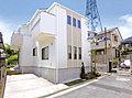 石神井台7丁目の整形地に誕生しました ゆとりある空間設計の家を現地にてご体感ください