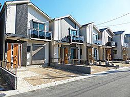 【京都】 伏見区久我森ノ宮町・全13邸・新築一戸建