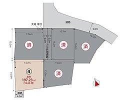 駿東郡長泉町上土狩5区画(長泉なめり駅 8分 住宅用地)のその他