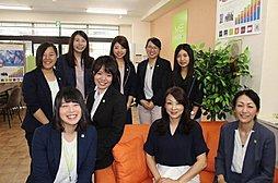 女性社長を中心に若いスタッフも活躍しています!