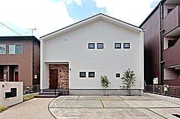 【AVANTIA】 一宮市 印田通 デザイナーズハウスの外観