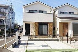 【須ヶ口駅北】南西角地で日当り良好。パントリー・SCL・WIC完備の収納豊富な家。