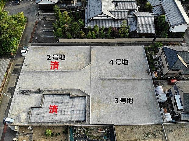 五個荘竜田町 みらいすタウン五個荘竜田町第1期