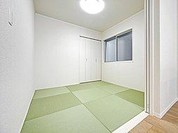 和室(未完成の為、同仕様写真となります。)