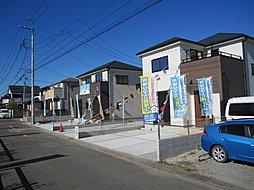 春日部市栄町1丁目 全5区画 新築一戸建て建売分譲