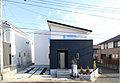 【フレスコタウンめいわ】新築戸建て建築中、車通りの少ない住宅街