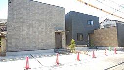 福岡県小郡市大保 1号地  新築住宅の外観