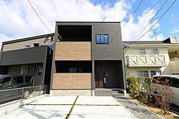 筑紫野市二日市中央5丁目 2区画 新築住宅の外観