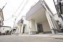 大江戸線「新江古田」徒歩10分 3路線3駅利用可能な邸宅