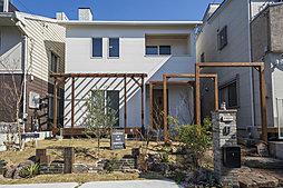 【2駅徒歩圏内】\緑区内で敷地50坪/カッコいいデザイン住宅の外観
